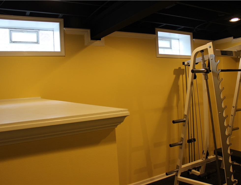 Basement Gym - Norwalk, CT