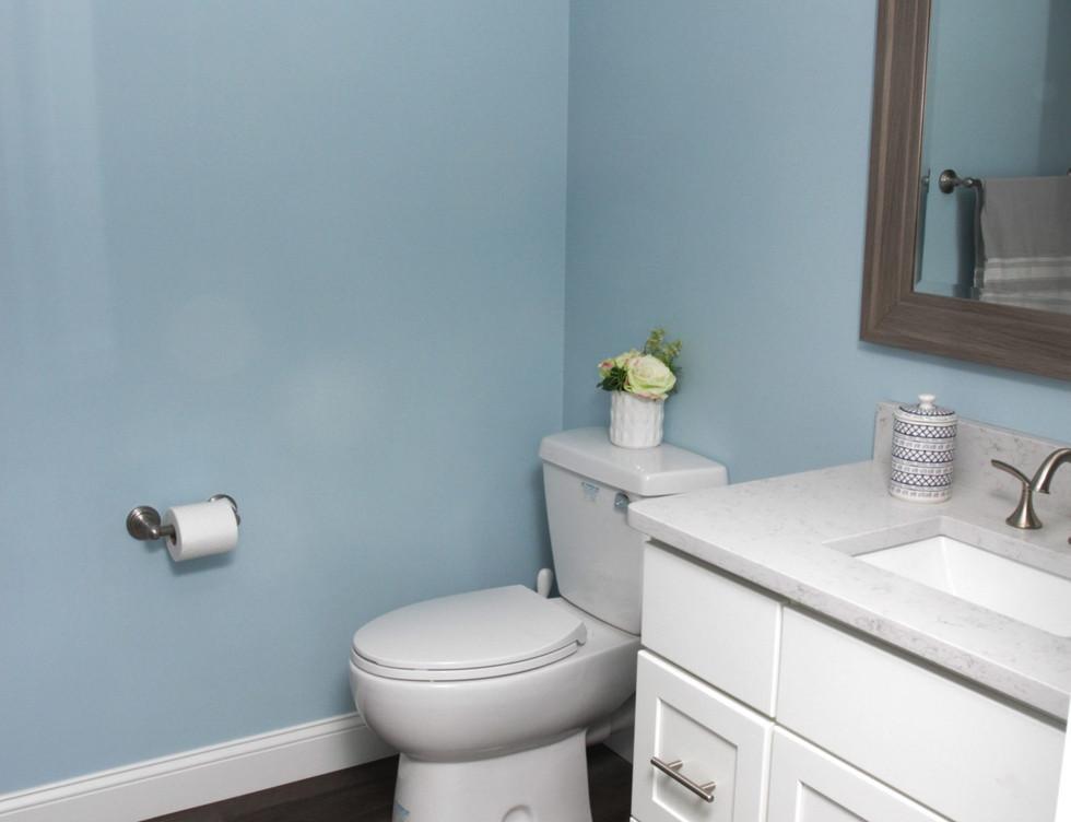 Bathroom Basement - Rye, NY