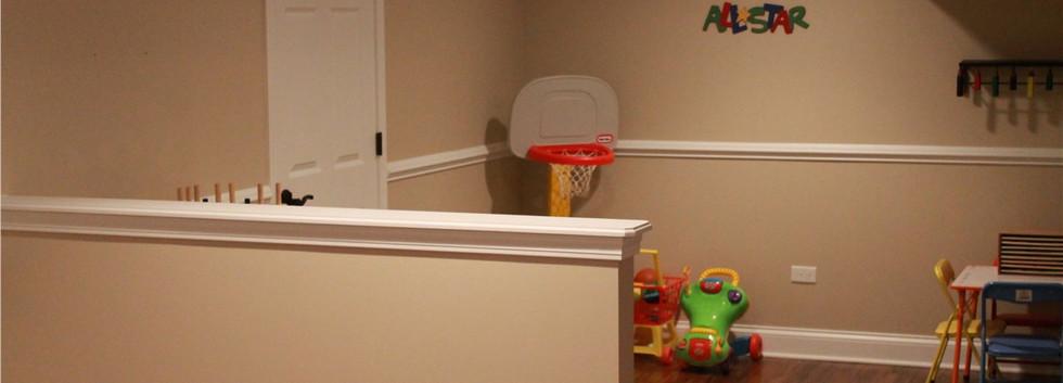 Basement Play Room - Fairfield, CT