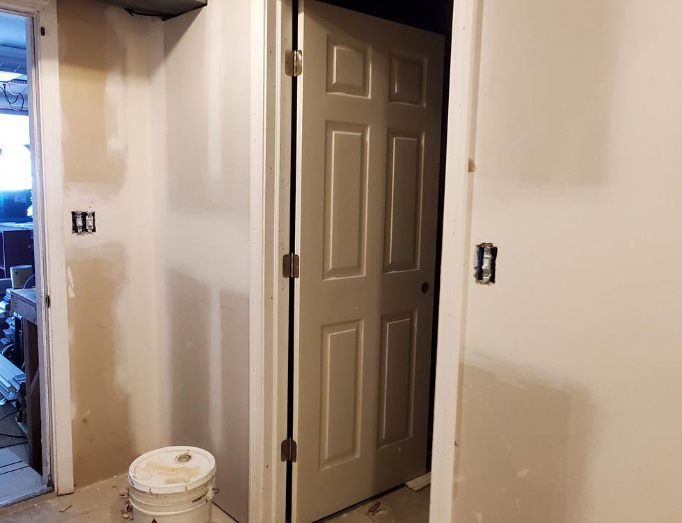 Basement Storage Area - Shelton, CT