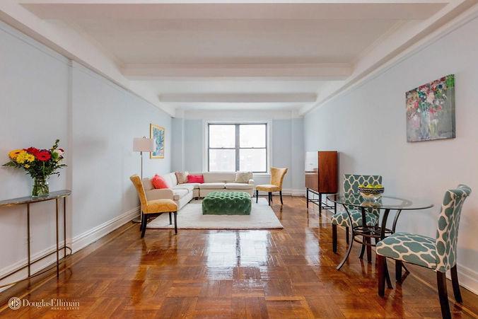 Julie Schuster Design Studio - Home Staging: Upper West Side Prewar Estate Home