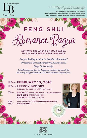 Feng Shui Romance Bagua with Julie Schuster