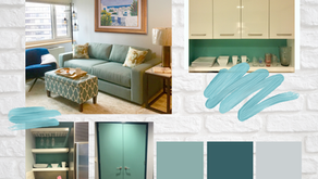 Feng Shui Color Series: Fifty Shades of Blue