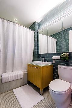 Julie Schuster Design Studio - Staged For Sale: Brooklyn Aerie - Guest Bedroom
