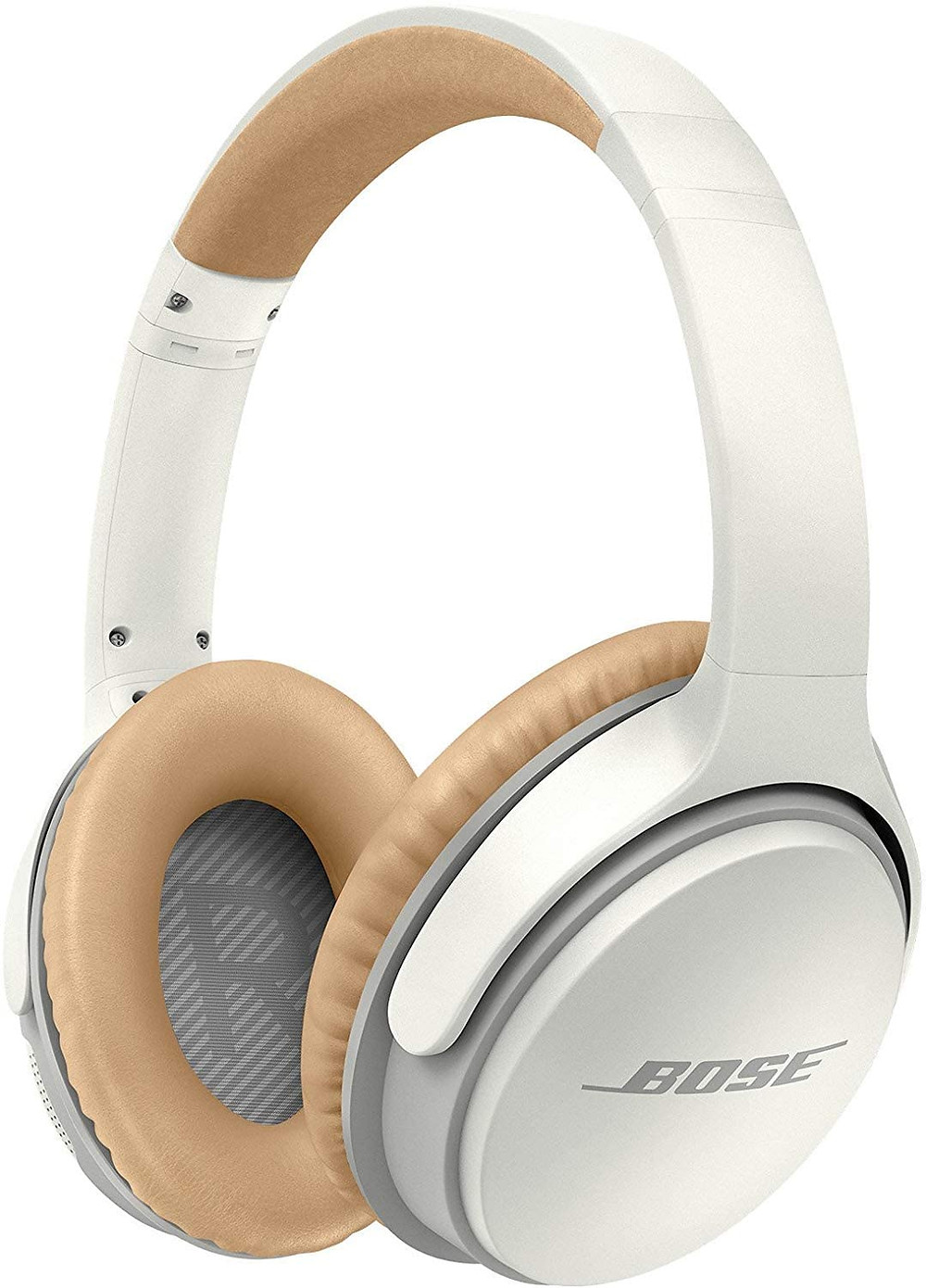 Bose white head phones