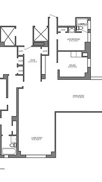Julie Schuster Design Studio - Altenate Renovation Floor Plans