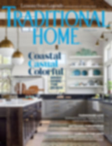 Traditional Home Summer 2018 with Julie Schuster Design