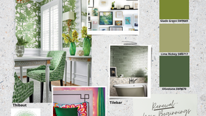 Feng Shui Color Series: The Gift of Green