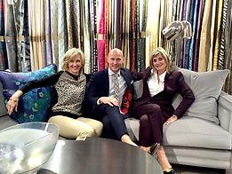 Robert Allen & Houzz Fall Market Panel Discussion with Deborah Martin & Shane Inman