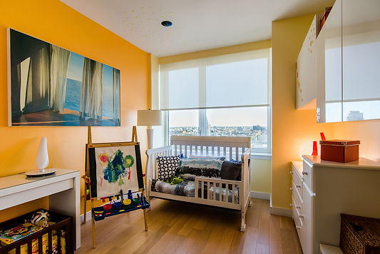 Julie Schuster Design Studio - Home Staging: Brooklyn Aerie - Kid's Bedroom