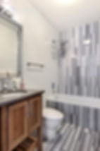 Julie Schuster Design Studio - Home Staging: Park Slope Condo - Bathroom