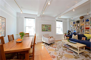 Home Staging: Staged for Sale -- Traditional Pre-War Family Home
