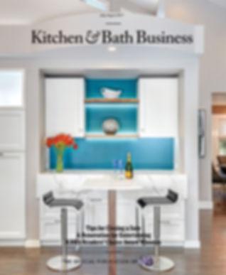 Kitchen & Bath Business Magazine - Julie Schuster Design