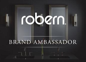 Robern brand ambassador Julie Schuster
