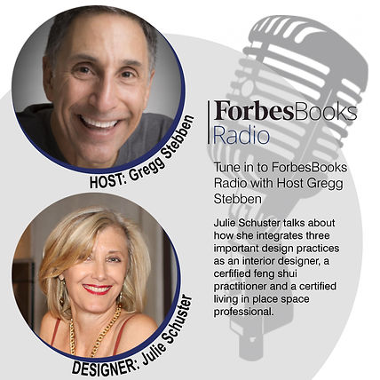 Forbes Books Radio featuring Julie Schuster