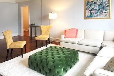 Julie Schuster Design Studio - Home Staging: Upper West Side Pre-war Estate Home