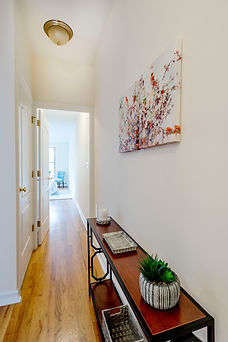 NYC home stager - hamilton heights