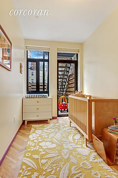 Julie Schuster Design Studio - Park Slope Condo - Home Staging: Park Slope Condo - Nursery