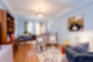 Home Staging: Staged for Sale -- Minimal & Modern Manhattan Apartment