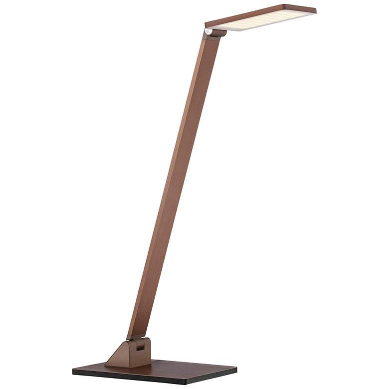 Bronze LED Desk Lamp