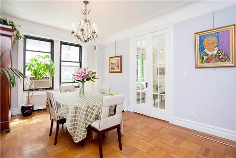 n Studio - Staged For Sale: Traditional Elegance - Dining Room