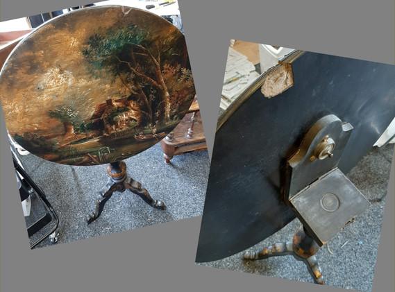 Painted Tilt Top Table 3.jpg