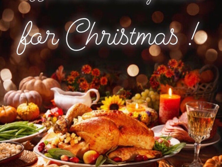 CHRISTMAS ORDERS !