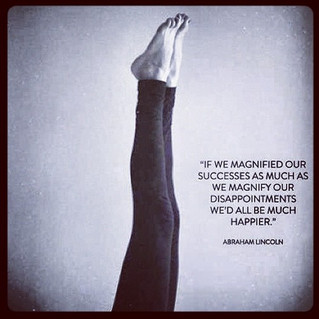 practising headstand every morning will fill your day with peace and give you balance and concetrati