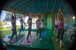 yoga retreat, Go Natural Jamaica