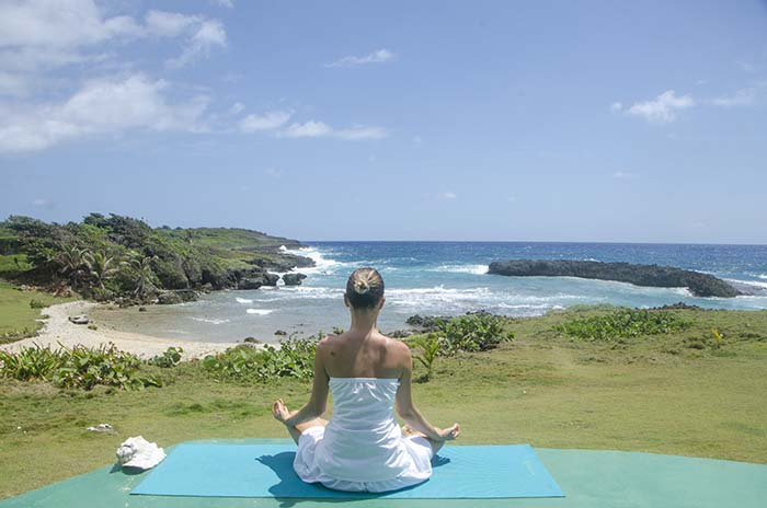 yoga retreat, Go Natural Jamaica, me