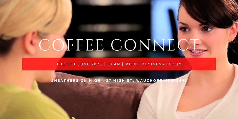Coffee Connect: How does your business help others?