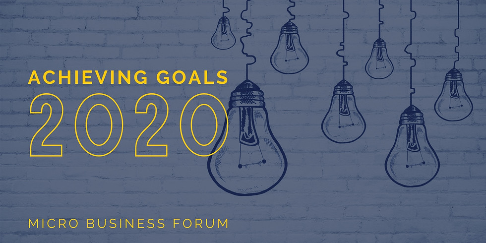 MBF Meeting 7 February 2020: Achieving 2020 business goals