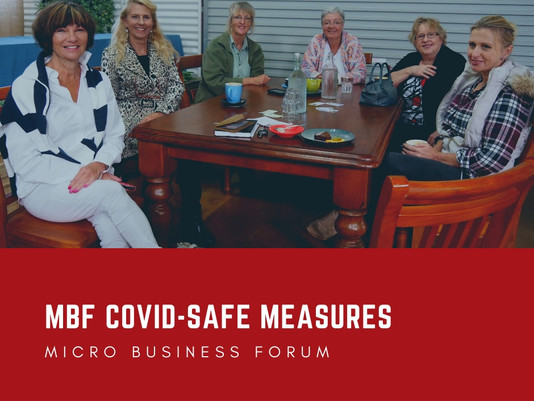 MBF COVID-19 Safety