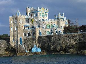 Blue Cave Castle