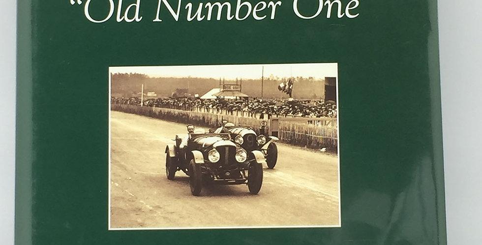 """Book Bentley """"Old Number One"""""""