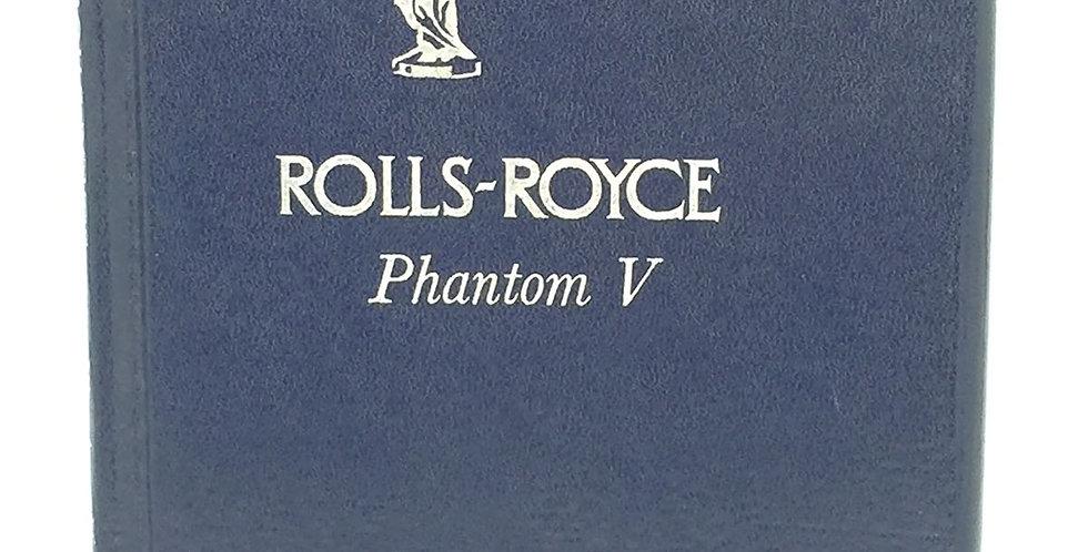 RR Phantom V