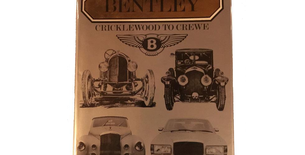 Bentley   Cricklewood to Crewe