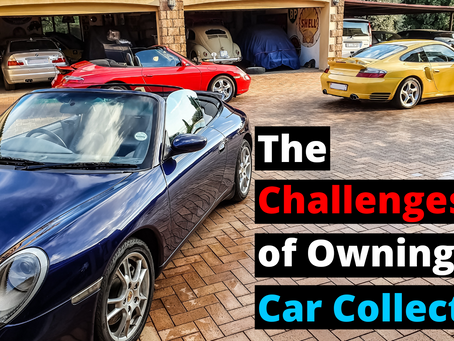 The Challenges of Owning a Car Collection