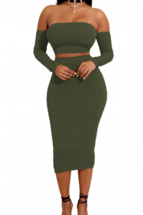 Olive 2 pc