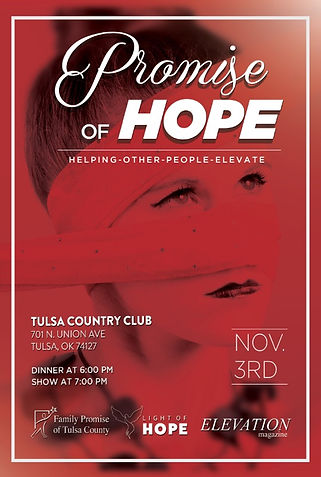 Promise of Hope Fashion Show