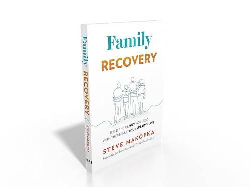 Family Recovery-paperback
