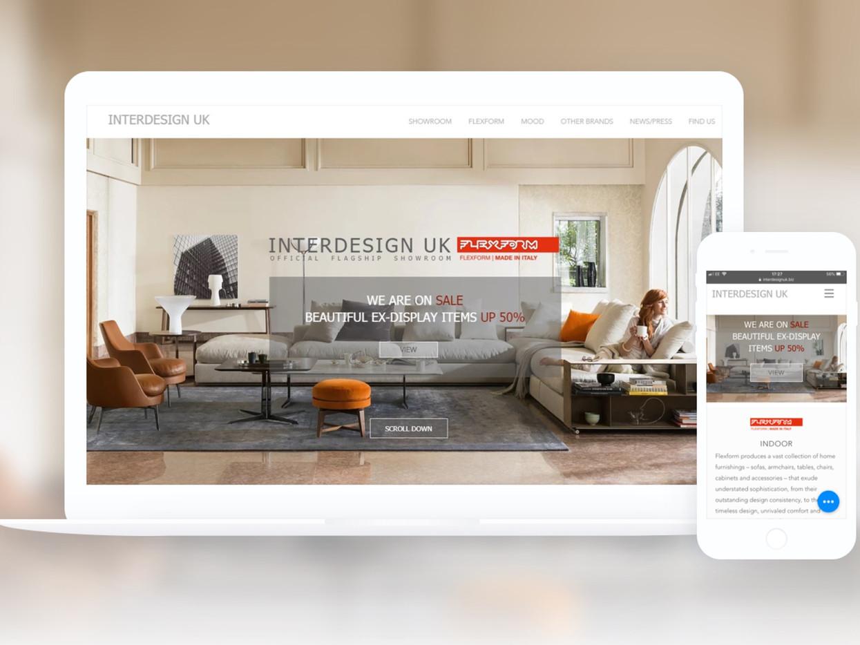 Interdesign UK | Flexform London