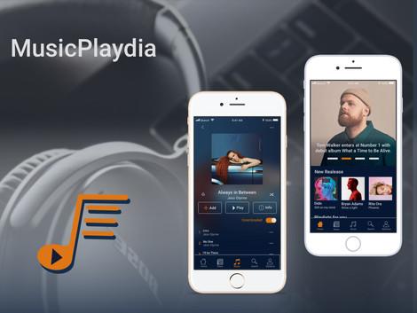 MusicPlaydia