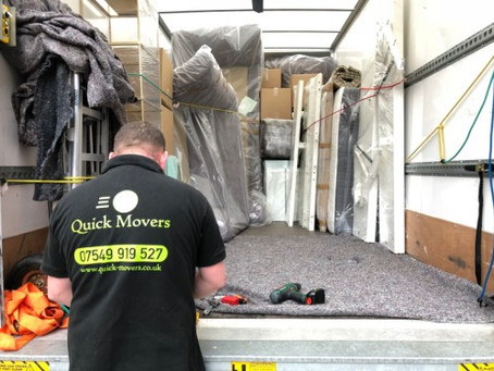 Furniture Removal in London