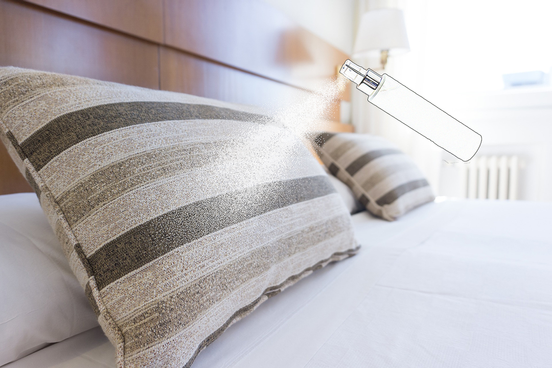 pillows spray FB