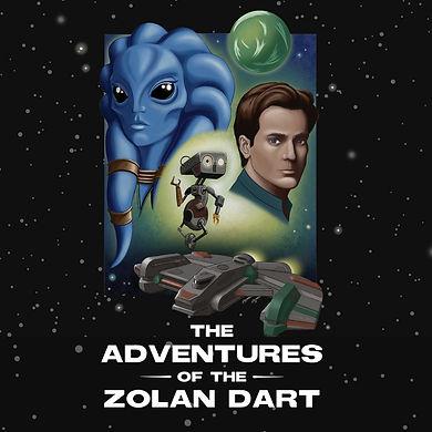 The Adventures of the Zolan Dart