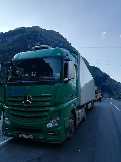 Refrigerated transportation from Switzerland to Russia