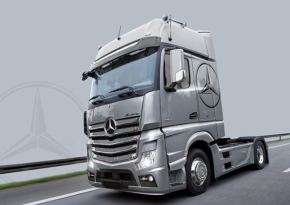 Ремонт Mercedes-Benz Actros MP4 EURO 6