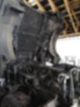 Технческое обслуживание  Mersedes-Benz Actros MP4 Euro 6