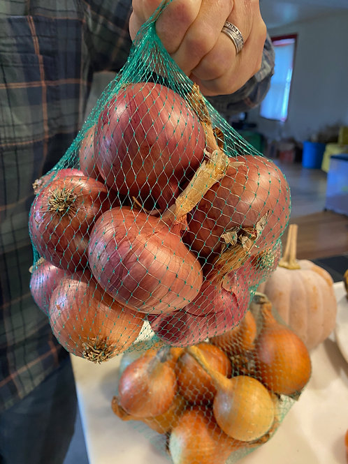 Onions, Red (3 lb)